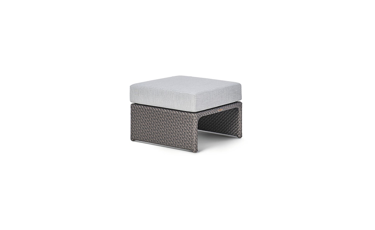 BACKLESS MODULE SMALL / OTTOMAN