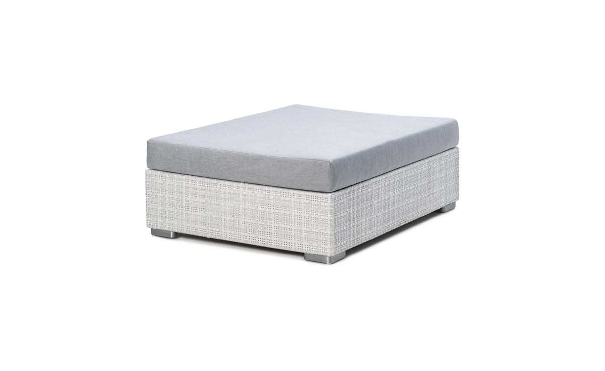 BACKLESS MODULE / OTTOMAN LARGE